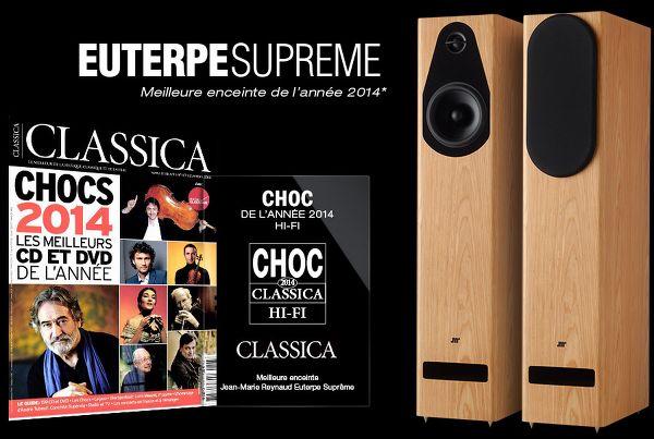 Jean-Marie Reynaud Euterpe Suprême : Choc Classica