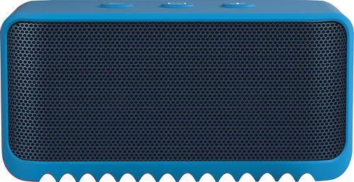 L'enceinte Bluetooth et NFC Jabra Solemate Mini, équipée d'un microphone