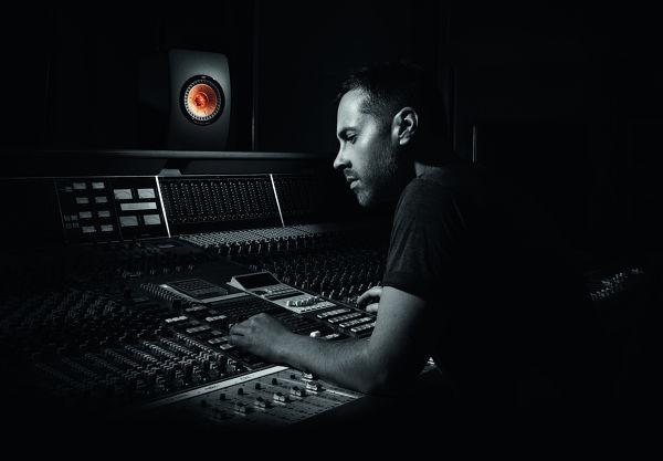 KEF LS50 : ingénieur du son