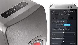 KEF LS50 Wireless Vue technologie 2