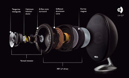 KEF E301 Vue technologie 1