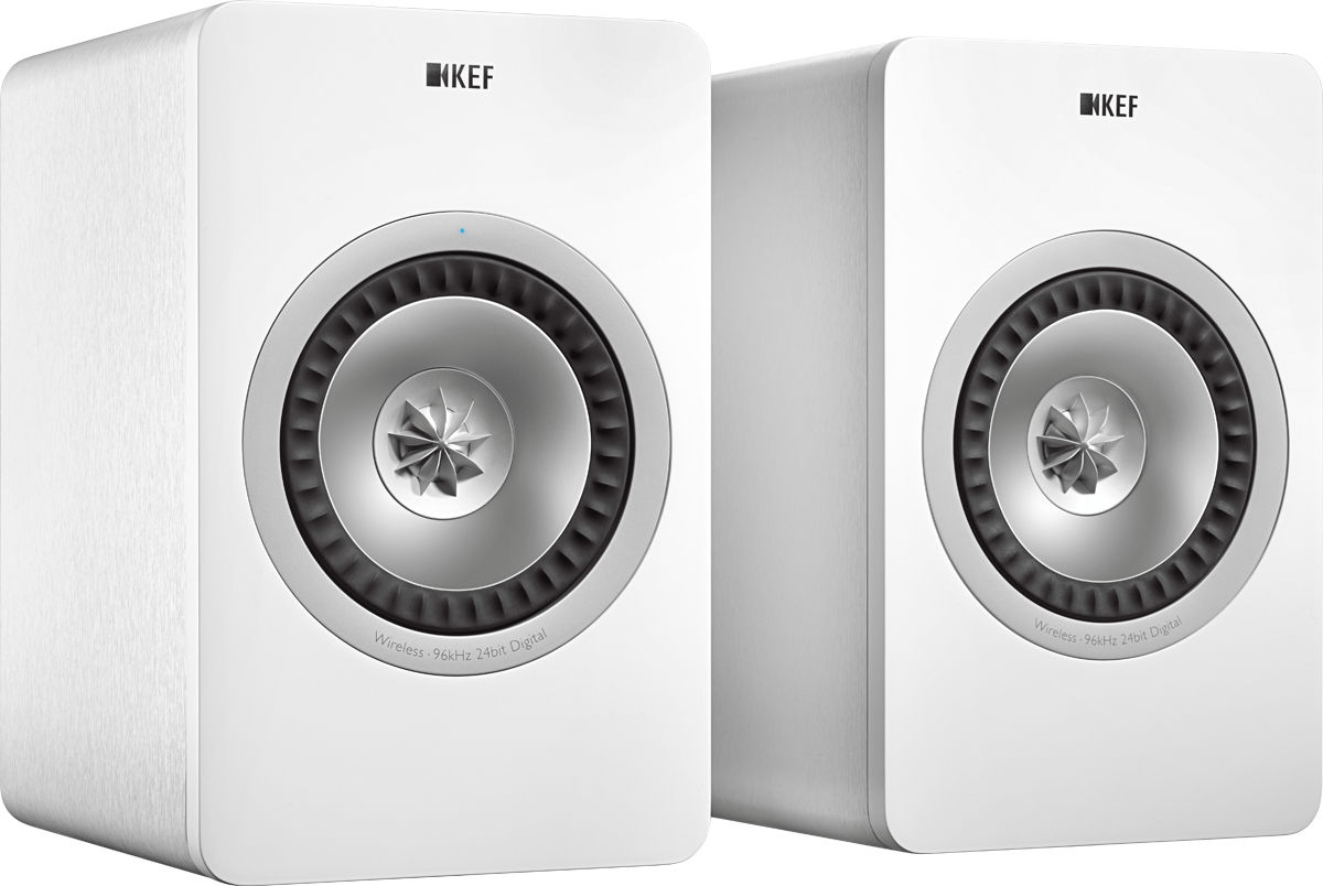 kef x300a wireless enceintes sans fil hi fi son vid. Black Bedroom Furniture Sets. Home Design Ideas