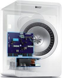 KEF X300A Wireless Vue intérieure
