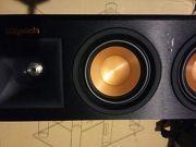 Klipsch RP-440C Noir
