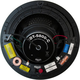 Klipsch CDT-5800-C II Vue arrière
