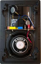 Klipsch R-5650-S II Vue arrière