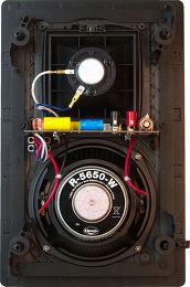 Klipsch R-5650-W II Vue arrière