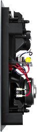 Klipsch R-5650-W II Vue profil