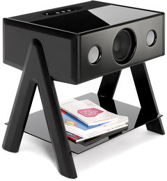La Boîte Concept LD Cube 2.1 Thruster Edition Vue principale