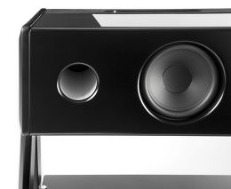 La Boîte Concept LD Cube 2.1 Thruster Edition Vue de détail 2
