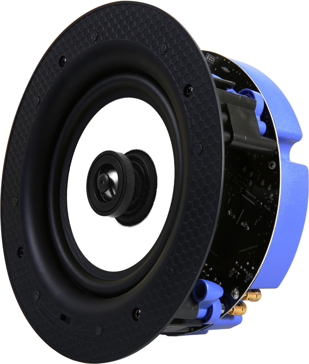 Enceintes Bluetooth encastrables Lithe Audio IP44 Bluetooth Ceiling Speaker (pin protect)