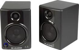 M-Audio Studiophile AV30 V2 Vue 3/4 droite