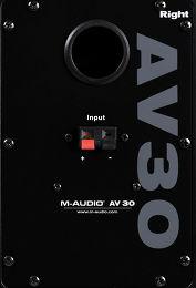 M-Audio Studiophile AV30 V2 Vue de détail 2