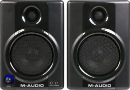 M-Audio Studiophile AV40 V2 Vue de face