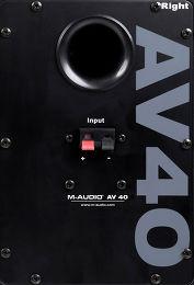 M-Audio Studiophile AV40 V2 Vue de détail 2