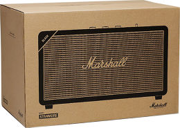 Marshall Stanmore Vue Packaging