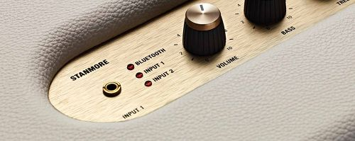 Marshall Stanmore BT detail