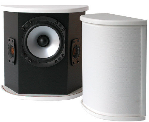 Monitor Audio Bronze BFX Vue principale