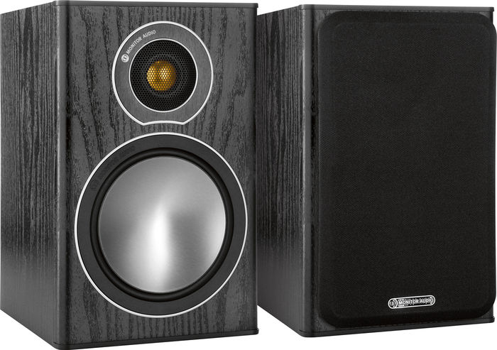 Les enceintes Monitor Audio Bronze 1