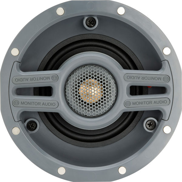 Monitor Audio CWT 140 Grille Carrée Vue principale