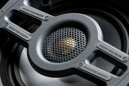 Monitor Audio CWT 140 Grille Carrée Vue de détail 1