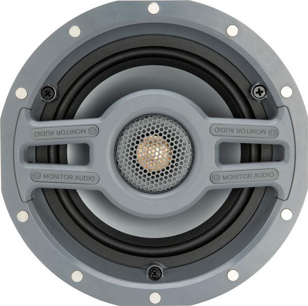 Monitor Audio CWT 160 Grille Carrée Vue principale