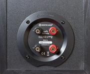 Monitor Audio MR4 borniers