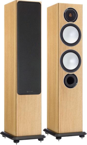 Monitor Audio Silver 6 Vue principale