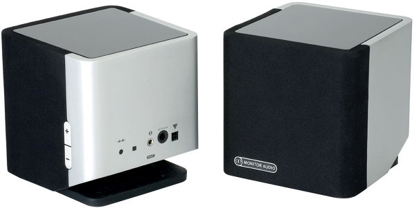 Monitor Audio WS100 Vue principale