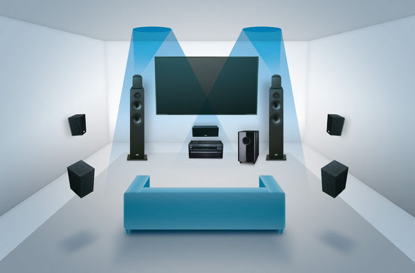 onkyo skh 410 enceintes atmos son vid. Black Bedroom Furniture Sets. Home Design Ideas