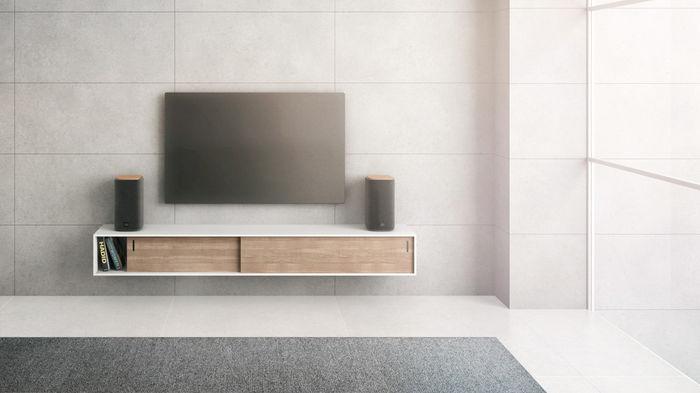 Philips Fidelio BTS7000 - Design sobre et élégant