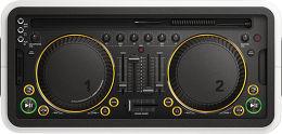 Philips M1X-DJ Vue Dessus