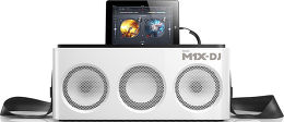 Philips M1X-DJ Vue de face