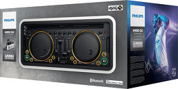 Philips M1X-DJ Vue Packaging