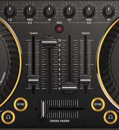 Philips M1X-DJ Vue de détail 2