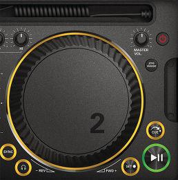 Philips M1X-DJ Vue de détail 3
