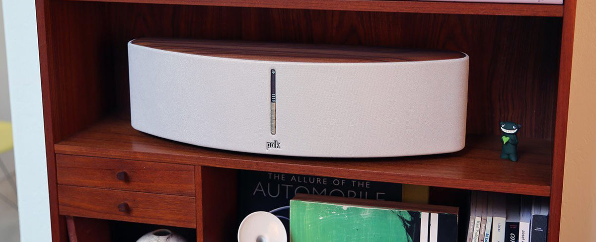 Polk Audio Woodbourne lifestyle 1