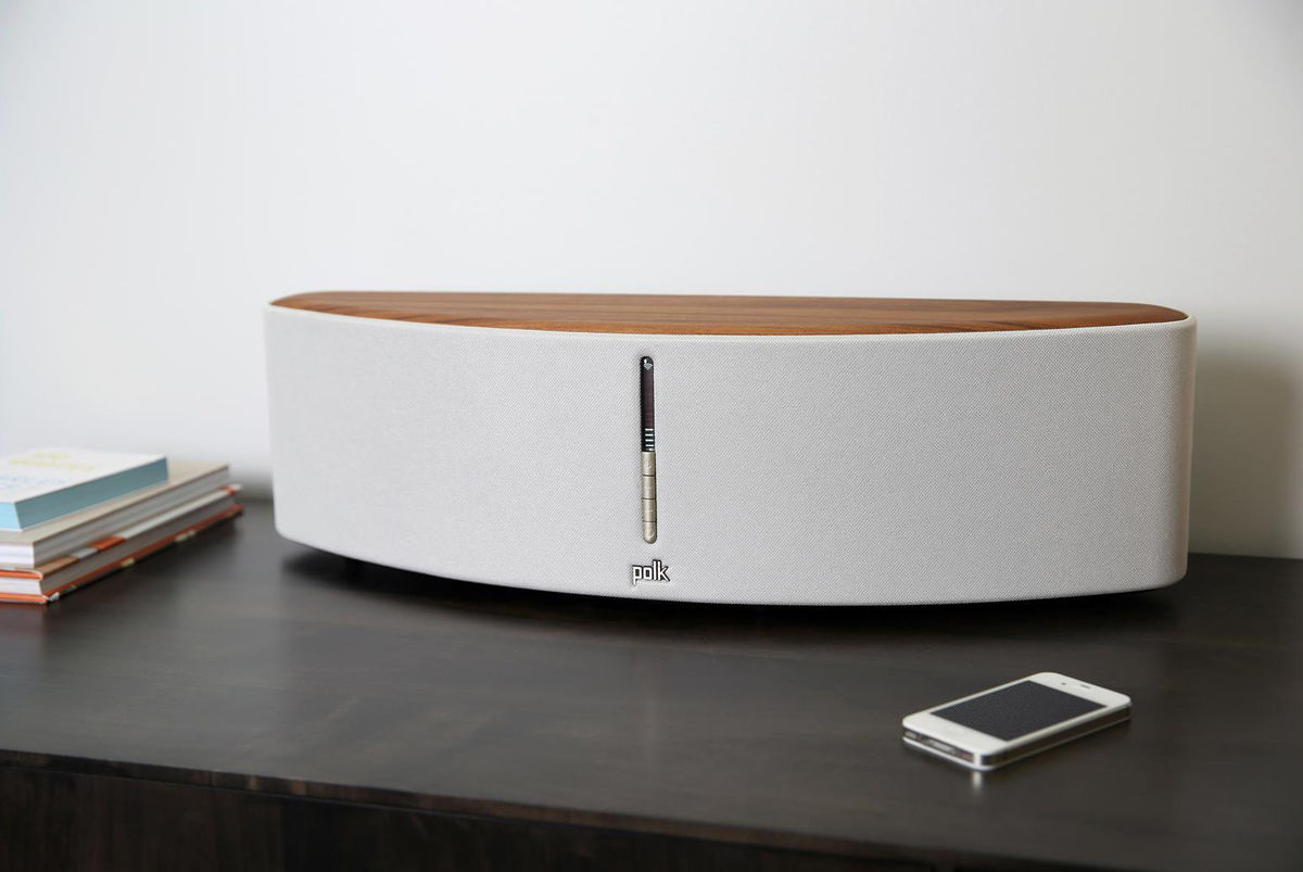 Polk Audio Woodbourne lifestyle 2