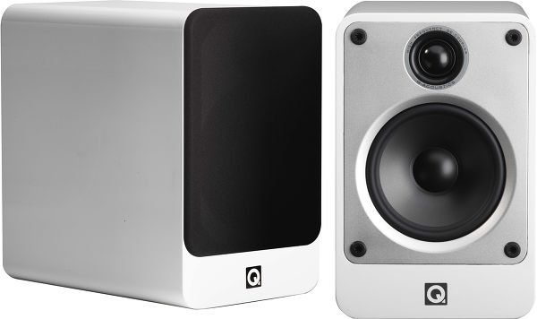 Q Acoustics Concept 20 Vue principale