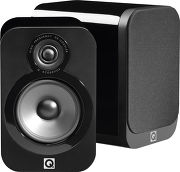 Q Acoustics 3020 Noir laqué