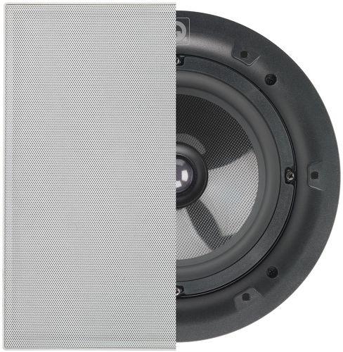 Q Acoustics Qi65S Performance avec grille carrée