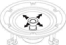 Q Acoustics Qi65S P Vue de détail 3