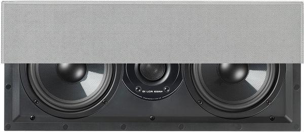 Q Acoustics QiLCR65RP Performance Vue principale