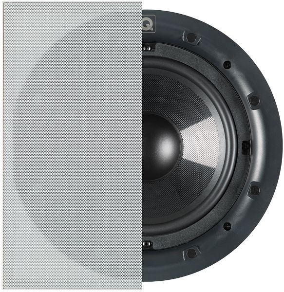 Q Acoustics Qi SUB 80SP Performance Vue principale