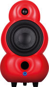 Scandyna MiniPod Bluetooth MK2 Rouge mat (la pièce)