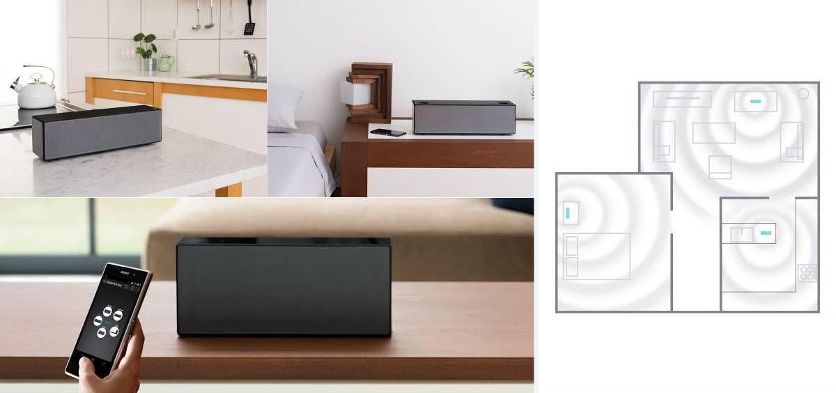 sony srs x99 enceintes connect es sur son vid. Black Bedroom Furniture Sets. Home Design Ideas