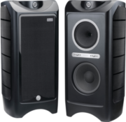 Tannoy Prestige Kingdom Royal Carbon Black