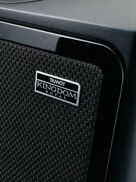 Tannoy Prestige Kingdom Royal Carbon Black Vue de détail 1