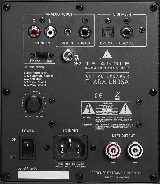 Triangle Elara LN05A