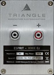 Triangle Voce EZ Vue de détail 3